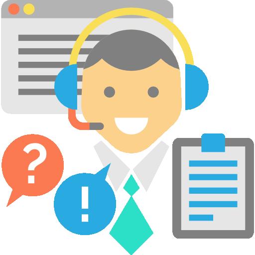 Track customer service